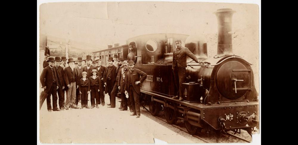 Camp Railway Line | Knockaloe | Isle of Man